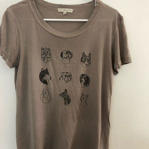 UO graphic tee